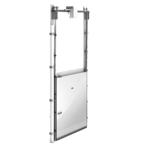 Vertical Lift Door